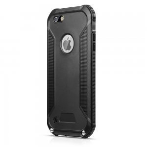 Чехол-спорт и экстрим для iPhone 6/6S Plus - Bolish C5501 черный