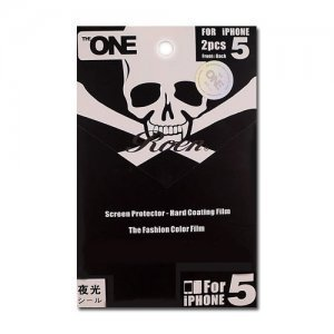 Наклейка для Apple iPhone 5/5S - The ONE Skin Roen Ete