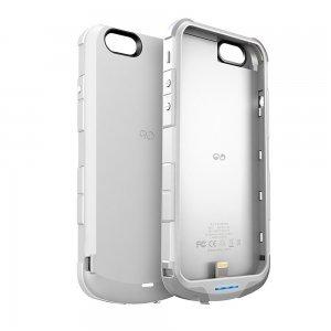 Чехол-аккумулятор iWalk Chameleon immortal i6 2400мАч белый для iPhone 6/6S